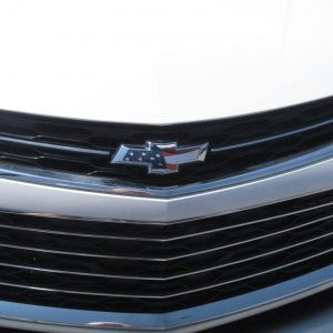 CHEVY CRUZE GRILLE TRUNK AMERICAN FLAG OVERLAY
