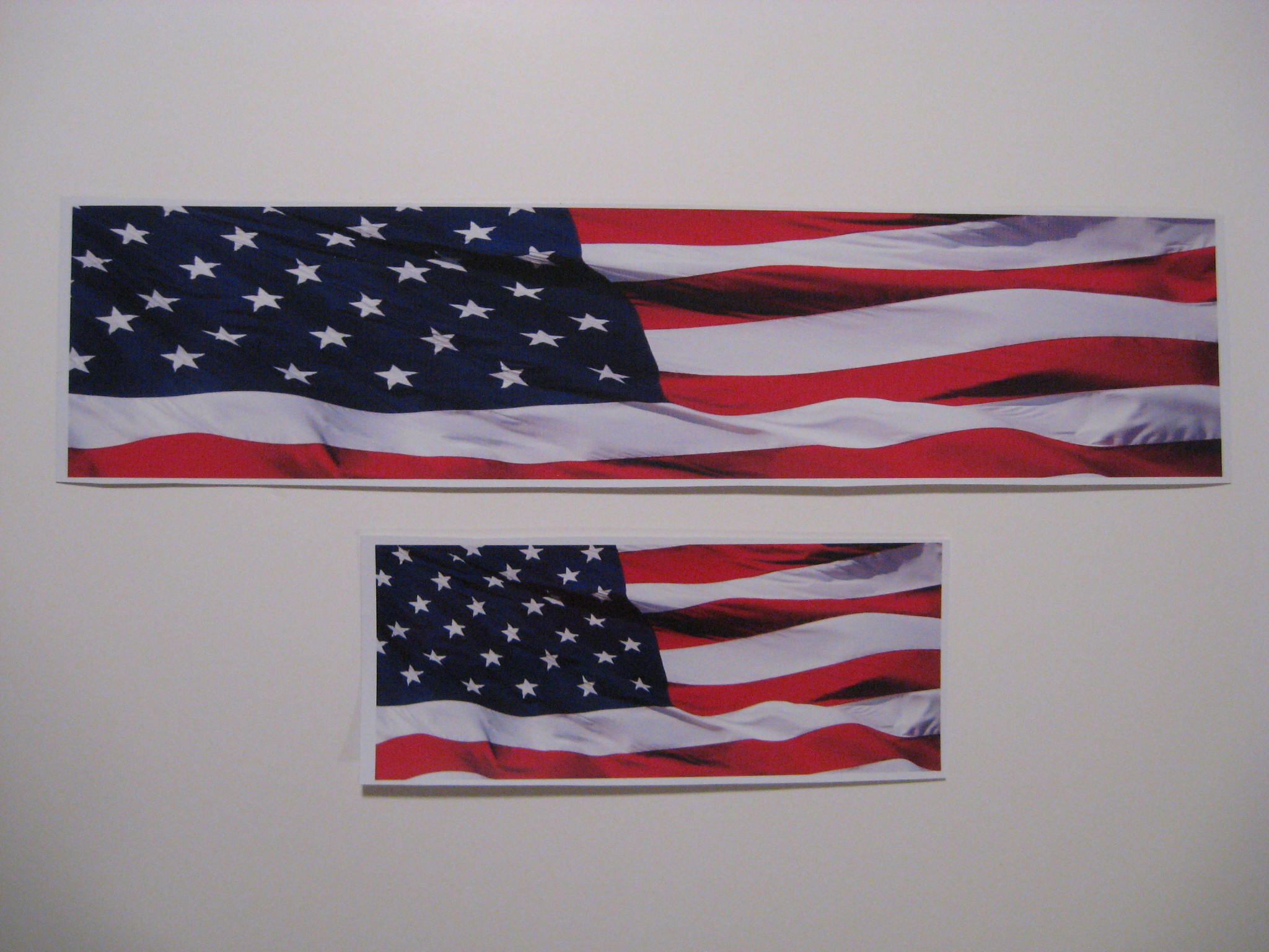 GMC american flag grille & tailgate overlay sheets