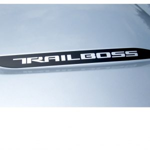 Trail Boss hood spear