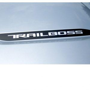 Trail Boss hood spear
